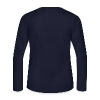 Women's Style Long Sleeve Shirt - Blue Logo - Women's Long Sleeve Jersey T-Shirt