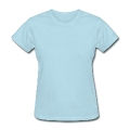 Butterfly Neckless Women's T-Shirt