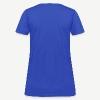 HBCU Graduates - Women's Gold, White and Blue T-shirt - Women's T-Shirt