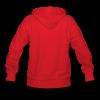 Women's Hoodie (Red) - Women's Hoodie