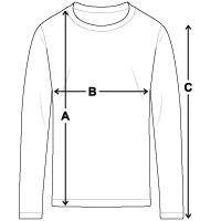 Kids' Long Sleeve T-Shirt   LAT 6201