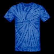 T-Shirts ~ Unisex Tie Dye T-Shirt ~ Unisex Jackets