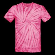 T-Shirts ~ Unisex Tie Dye T-Shirt ~ Article 8181169