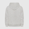 Heather grey CIA cute in anything Rainbow Sweatshirts - Kids' Hoodie
