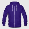 Bill Nye the Science Guy - Unisex Fleece Zip Hoodie by American Apparel