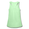 Women's Flowy Tank Top by Bella (Light Sage) - Women's Flowy Tank Top by Bella
