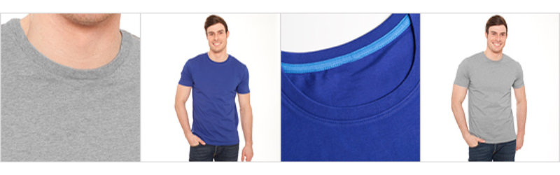 a96962ca Size hint: Regular fit. Size chart - Men's Premium T-Shirt. Tip: Measure  length and width of a product you own ...