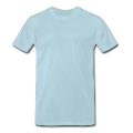Crease Police - Hockey Goalie Men's Premium T-Shirt