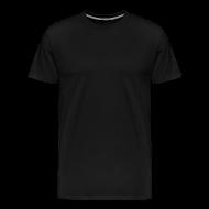 T-Shirts ~ Men's Premium T-Shirt ~ Back in black