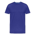 Vacation?  Staycation! Men's Premium T-Shirt