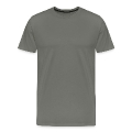 gandhi signature Men's Premium T-Shirt