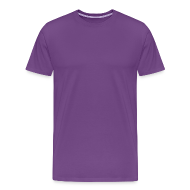 T-Shirts ~ Men's Premium T-Shirt ~ Red Light, Green Light, Go CD T