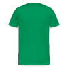 Sweet Green [M - White Logo] - Men's Premium T-Shirt
