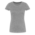 I Name Letter Art T-Shirt Women's Premium T-Shirt