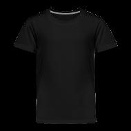 Baby & Toddler Shirts ~ Toddler Premium T-Shirt ~ Choose your color no design