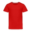 Red flower USA Toddler Premium T-Shirt
