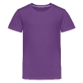 Baby/human wash tag Kids' Premium T-Shirt