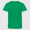 Kelly green Caterpillar Kids Shirts - Kids' Premium T-Shirt
