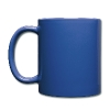 YBA Coffee Mug - Blue and White - Full Color Mug