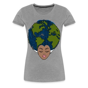 Earth Tee - Women's Premium T-Shirt