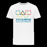 T-Shirts ~ Men's Premium T-Shirt ~ Rsm Olympiad T Shirt