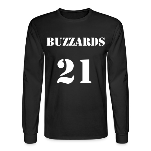 Buzzards Ju2 Jersey - Men's Long Sleeve T-Shirt