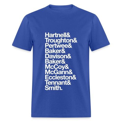 Doctor's Last Names - Men's T-Shirt