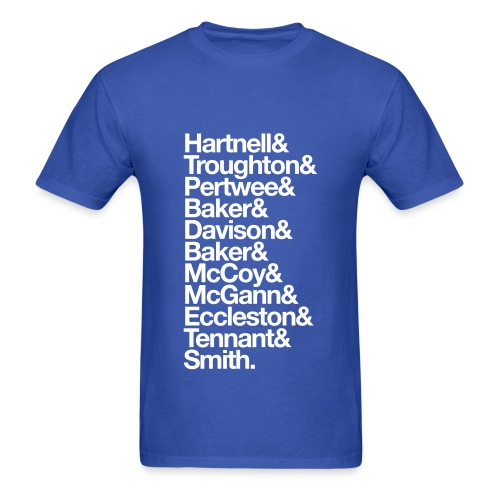 Doctor's Last Names - Men's T-Shirt