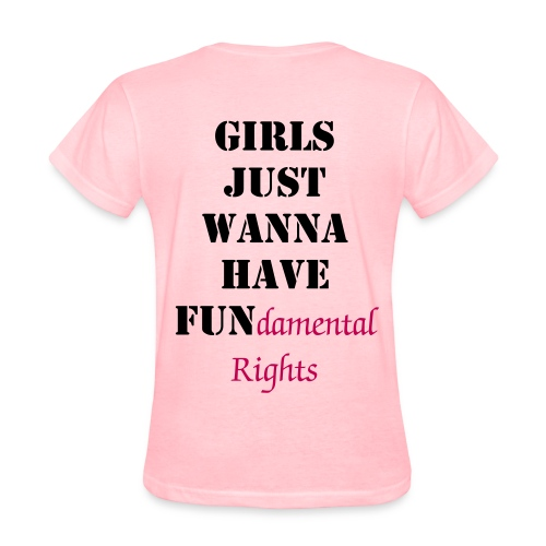 Fundamental Rights - Women's T-Shirt