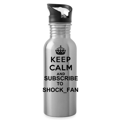 SHOCK's Drinking Container - Water Bottle