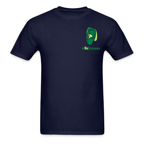 hearingaid2 - Men's T-Shirt