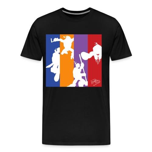 Turtle Time - Men's Premium T-Shirt