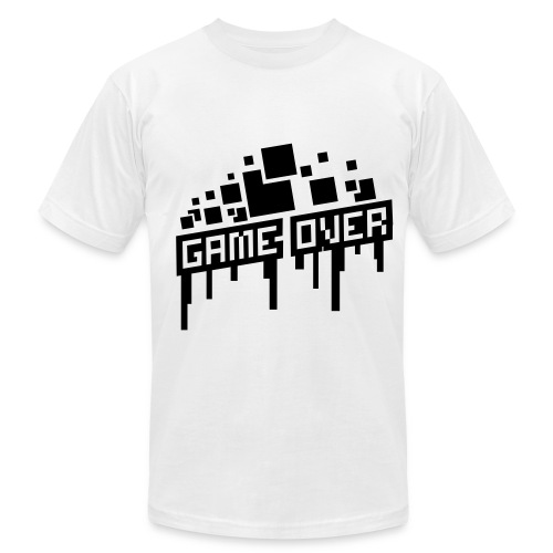 Game Over - Men's  Jersey T-Shirt