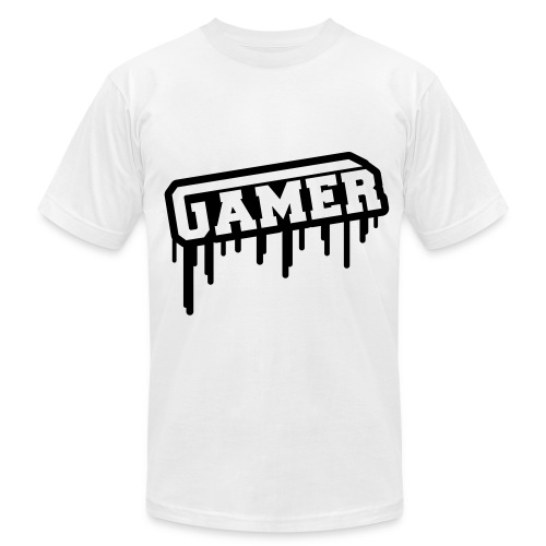 Gamer T-Shirt - Men's Fine Jersey T-Shirt