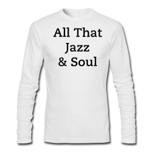 Soulful Radio Network men's Long Sleeve  T-Shirt - Men's Long Sleeve T-Shirt by Next Level