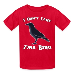 I Don't Care K T-shirt - Kids' T-Shirt