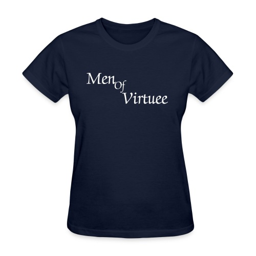 Men of Virtuee  - Women - Women's T-Shirt