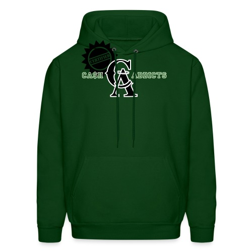 CA$H ADDICTS - Men's Hoodie