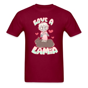 Love a Lamia Guy's Tee - Men's T-Shirt