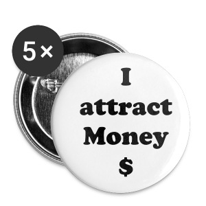 Money Attraction Button - Small Buttons