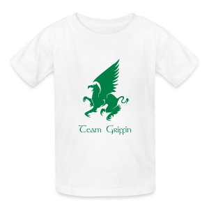 Kid's White T-Shirt - Kids' T-Shirt