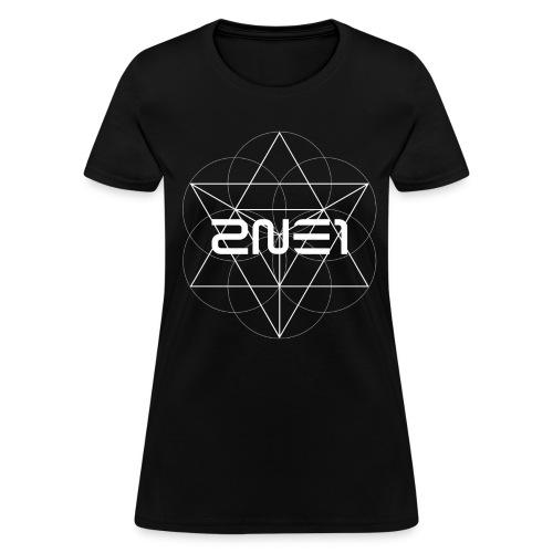 2NE1 Crush Tee - Women's T-Shirt
