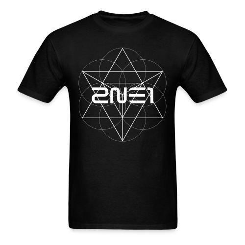 2NE1 Crush Tee - Men's T-Shirt