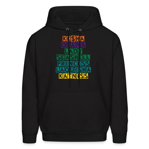 the Perf shirt - actTwo - Men's Hoodie