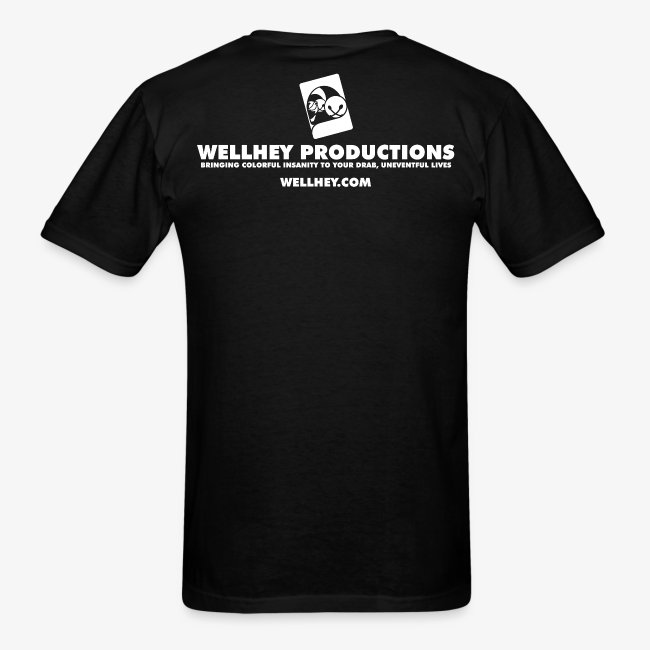 WHP Logo Men's T-Shirt