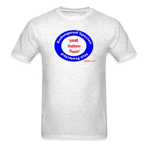 Small Business Owner - Men's T-Shirt