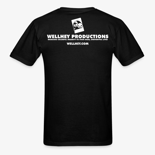 """WHP """"Cuil Theory"""" Men's T-Shirt"""