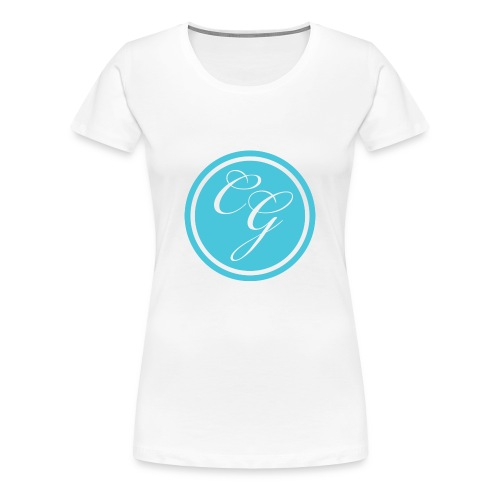 Official Logo - Women's Premium T-Shirt