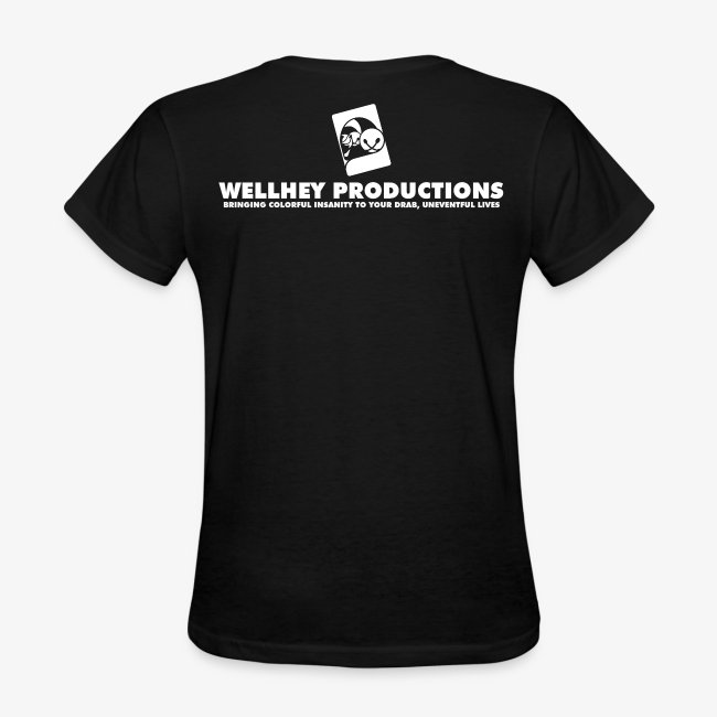 """WHP """"Cuil Theory"""" Women's T-Shirt"""