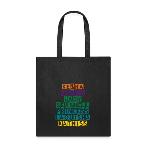 the Perf bag - the ARTPOP edition - Tote Bag